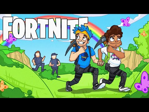 Fortnite Before They Ruined It.