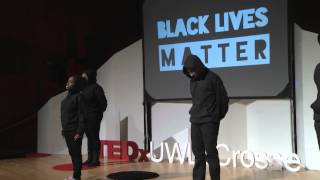 It could have been me | Awareness Through Performance | TEDxUWLaCrosse