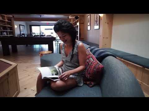 Scribner's Catskill Lodge - Lobby