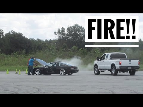 Teaching People HOW TO DRIFT!
