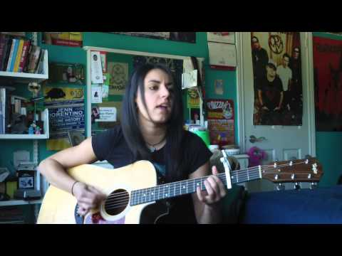 The Gaslight Anthem -Handwritten (Acoustic Cover)