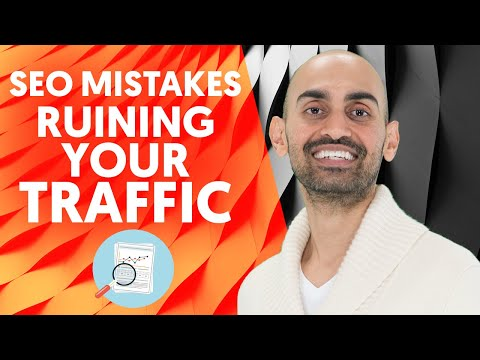 5 Beginner SEO Mistakes That Are Ruining Your Website Traffic And What You Should Do Instead - 동영상