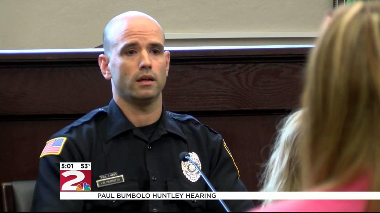 Paul Bumbolo Huntley hearing graphic testimony - YouTube