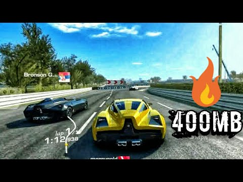 REAL RACING 3 HIGHLY COMPRESSED IN 400MB HACKED GAME