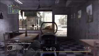 Call Of Duty 4: Modern Warfare: Team Deathmatch: Crossfire