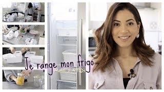 Rangement & Organisation | Les astuces à savoir pour bien organiser son frigo