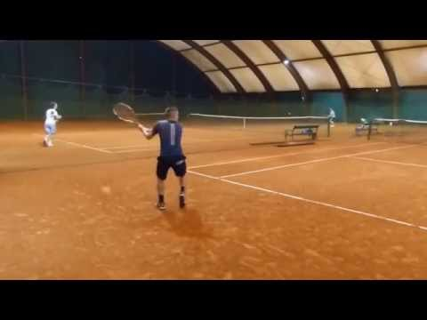 Dusan Cerny college recruitment video