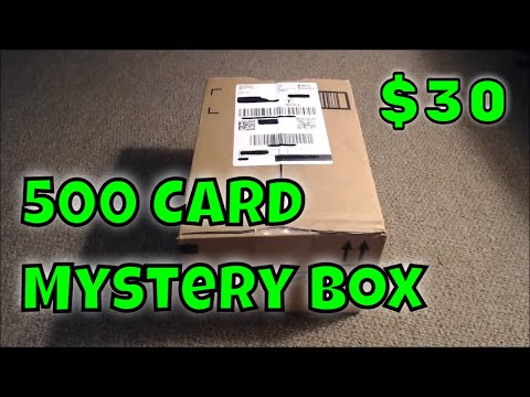 mystery box playing cards amazon