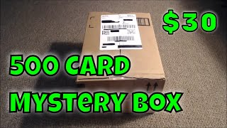 Yugioh 500 Card Amazon Mystery Box Opening!!