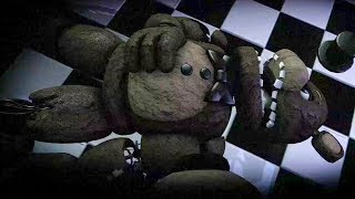 [FNAF SFM] Withered Animatronic Death Scenes (Animatronic Perspectives)