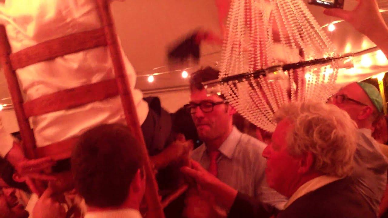 Cajun Jewish Wedding Chair Dance  sc 1 st  YouTube & Cajun Jewish Wedding Chair Dance - YouTube