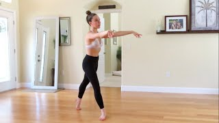 Download Online Lyrical Dance Class! (LEARN COMBO AT HOME) Ava Chappell Choreography