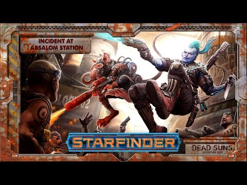 Starfinder - S01E02 - Incident at Absalom Station - Dead Suns