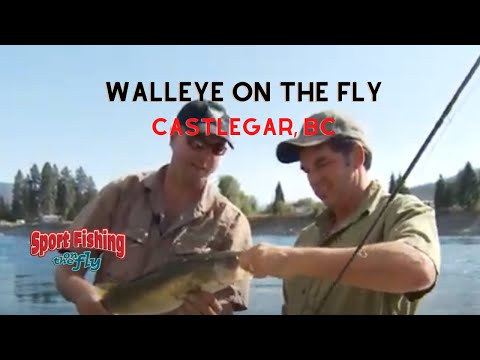 How To Fish The Columbia River For Walleye