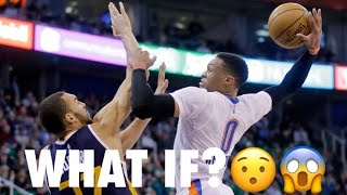 """NBA """"What If?"""" Dunks 