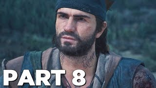 DAYS GONE Walkthrough Gameplay Part 8 - BIKE UPGRADES (PS4 Pro)