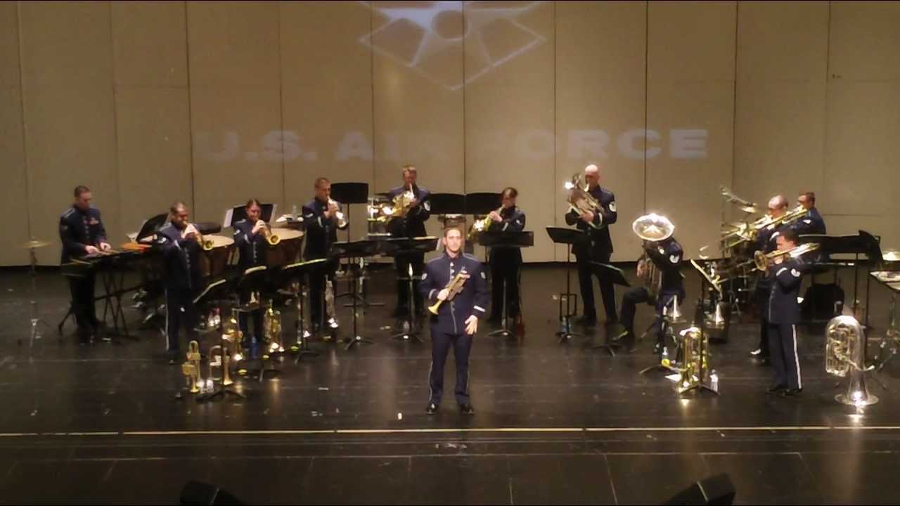 Concertpiece for Trumpet- James Curnow - YouTube