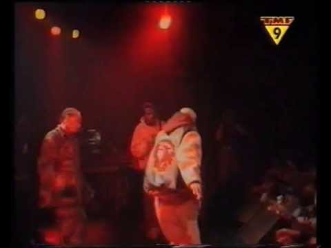 Wu Tang Clan Live in Amsterdam - Full Concert 1997