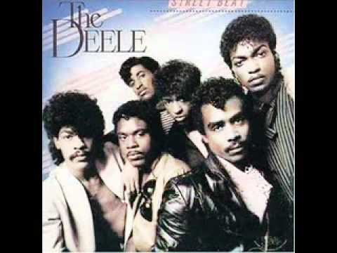 The Deele - Crazy 'Bout 'Cha