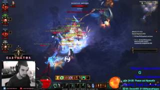 The moment gabynator was banned in Diablo III