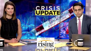 Rising Crisis Update: Trump says he takes hydroxychloroquine, Amazon's largest COVID breakout i