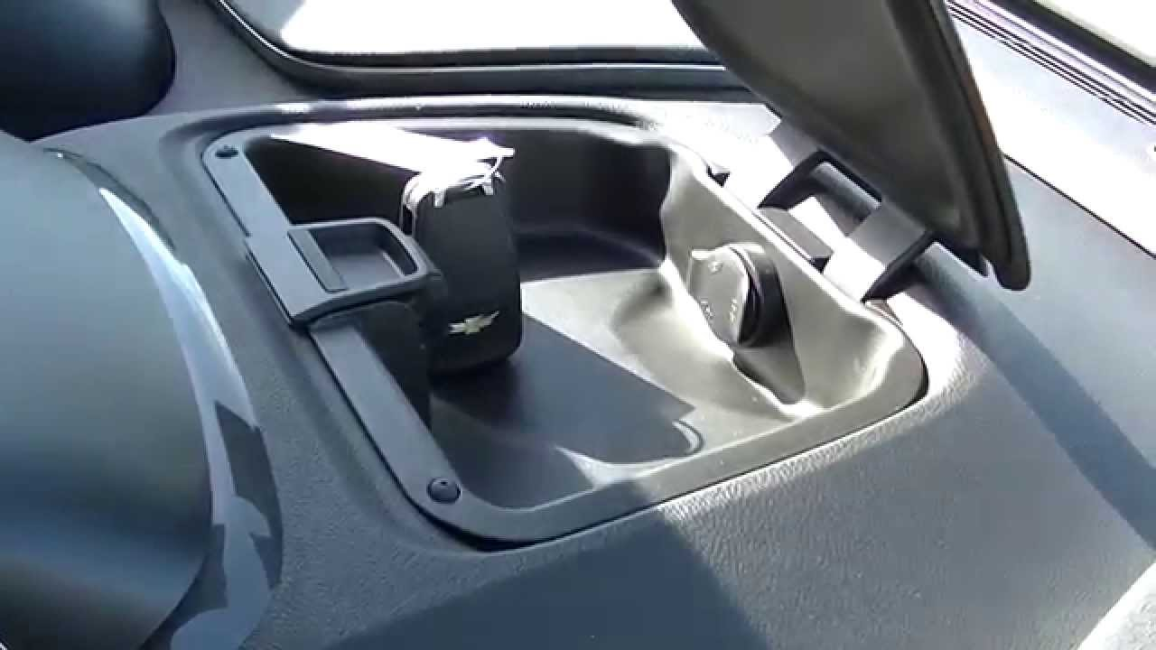 How To Turn Your Chevy Volt On With A Dead Key Fob Youtube