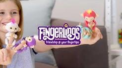Die süßen Fingerlings und was sie alles können