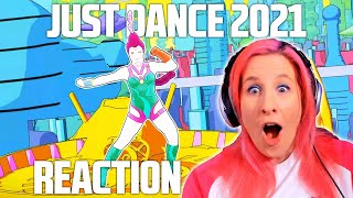 STUPID LOVE - Lady Gaga - JUST DANCE 2021 REACTION!