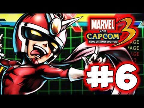 Ultimate Marvel Vs. Capcom 3 - Part 6 - Joe Time! - 동영상
