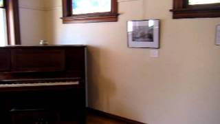 Ghost Houses Exhibition in Dodge City, Kansas