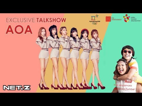Exclusive Interview with AOA (Ace of Angels)
