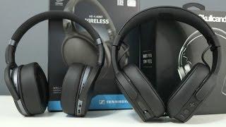 Sennheiser HD 4.40BT vs Skullcandy Crusher Wireless