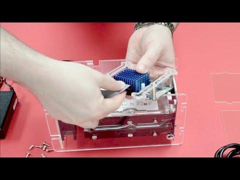 Смотрите сегодня Odroid HC1 & HC2 NAS SBCs видео новости на