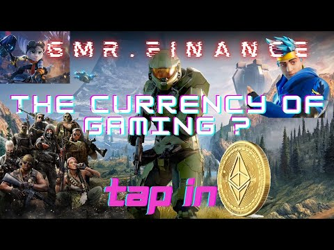 IS GMR.FINANCE THE NEXT 100x? - THE TOKEN FOR ALL GAMING PLATFORMS - Review