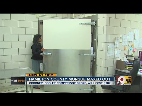 Hamilton County morgue maxed out