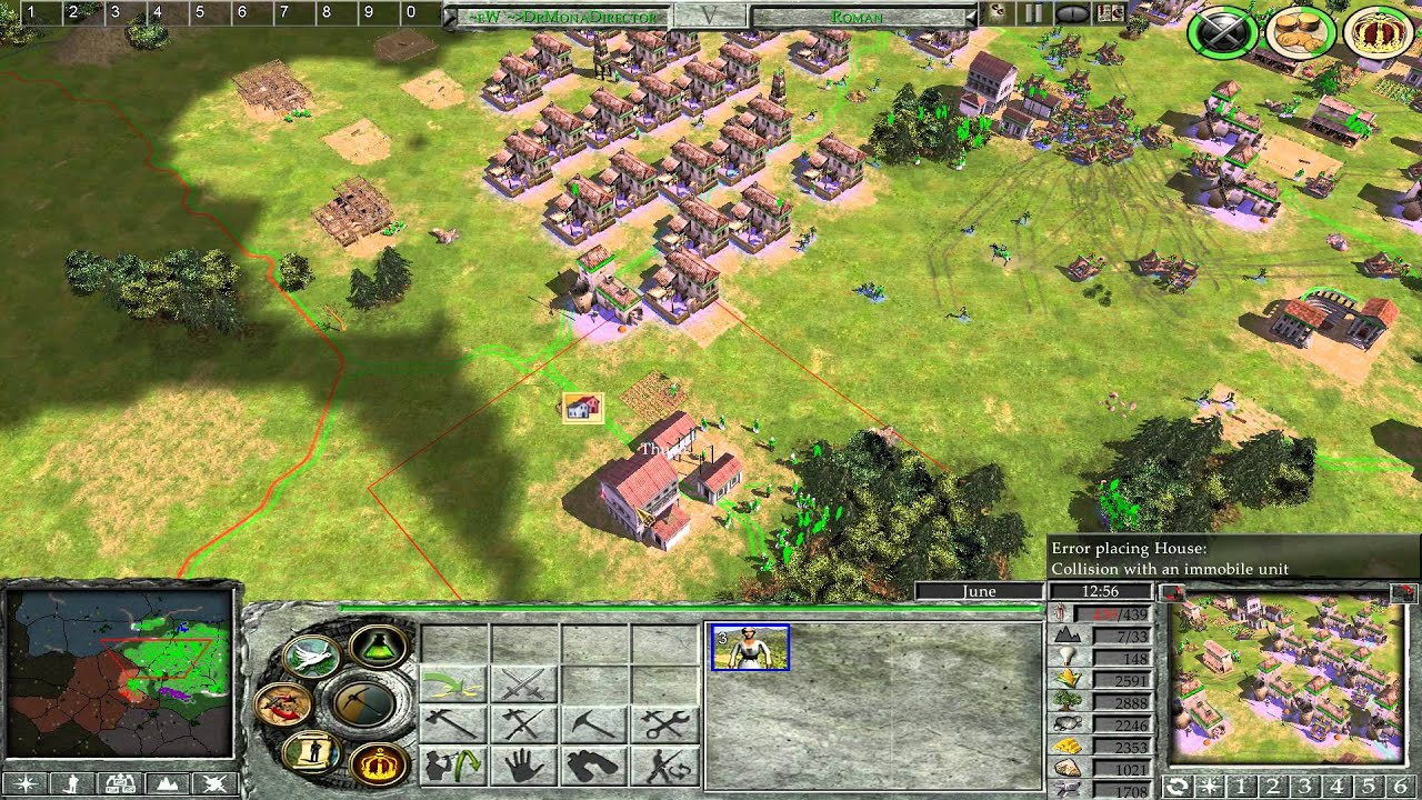 08 Empire Earth II Multiplayer Gameplay 5 5 1 Vs 3