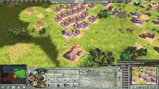 [08] Empire Earth II Multiplayer Gameplay 5-5 1 vs 3 1920x1080 (2014)