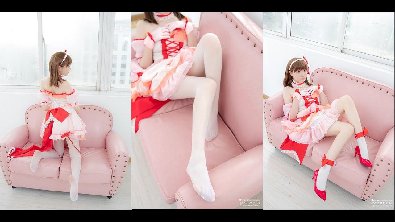 【白丝】JKFUN GG-01 妹妹光脚穿丝袜,你想看吗?