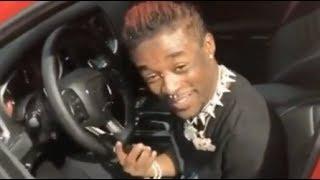 "Lil Uzi Vert ""Buys $100K Hellcat Charger SRT Just To Hit Dounuts In Parking Lot"""