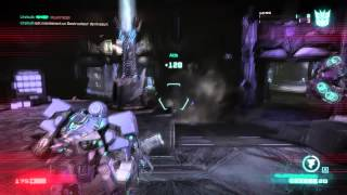 Transformers Fall of Cybertron Multiplayer Gameplay [Max Settings PC HD]