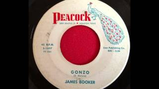 JAMES BOOKER...GONZO