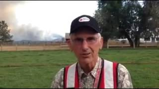 Fred Gideon - Day Fire info