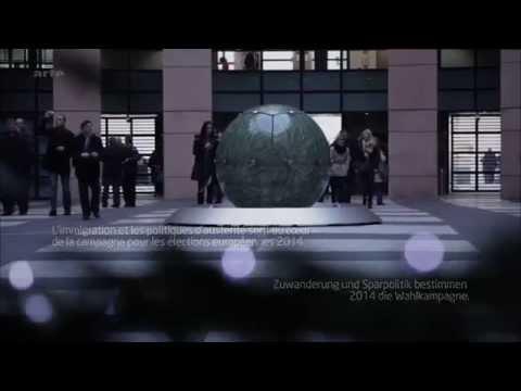 Looking for Europe / Dans les coulisses du Parlement Européen de Strasbourg et Bruxelles
