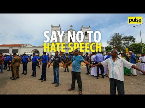 Ending Hate Speech in Sri Lanka