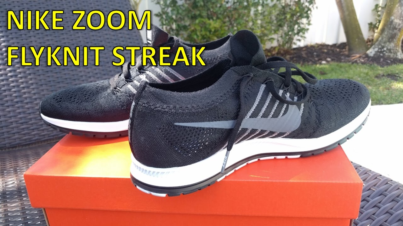 latest design reputable site buy Nike Zoom Flyknit Streak - Review and On Feet Video