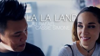 La La Land - City Of Stars/Audition (Fools Who Dream) ft. Cassie Simone | AJ Rafael