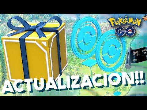NUEVA ACTUALIZACION 0.101.1, NUEVO MOVIMIENTO, POKEPARADAS Y MÁS!! | 498 | Pokemon GO