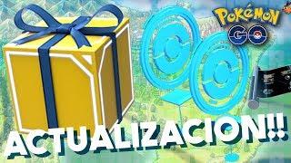 NUEVA ACTUALIZACION 0.101.1, NUEVO MOVIMIENTO, POKEPARADAS Y MÁS!!   498   Pokemon GO