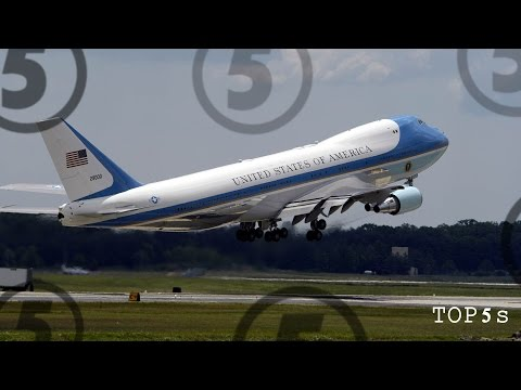 5 Things You Didn't Know About Air Force One