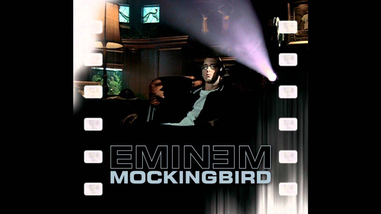mockingbird eminem Song meanings and lyrics - mockingbird (mocking bird) by eminem love songs.
